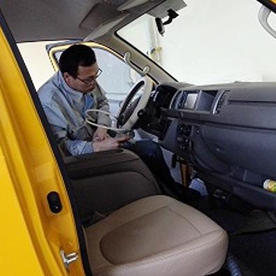 友兰科技为DHL(敦豪全球货运)提供车内空气治理服务