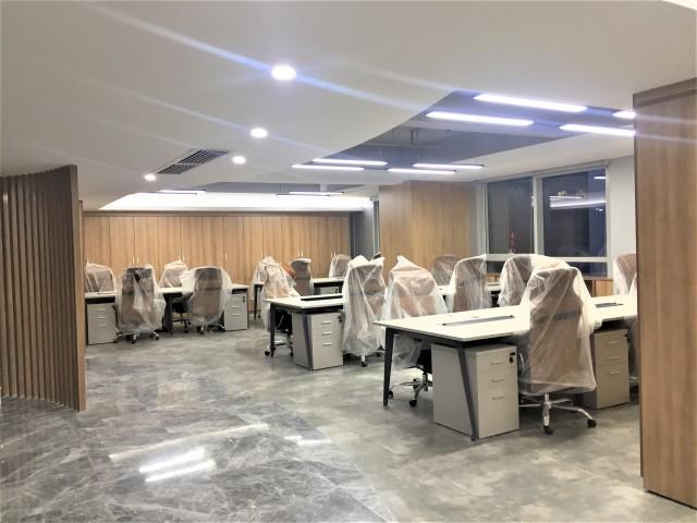 友兰案例|华地集团:为员工打造健康的办公环境