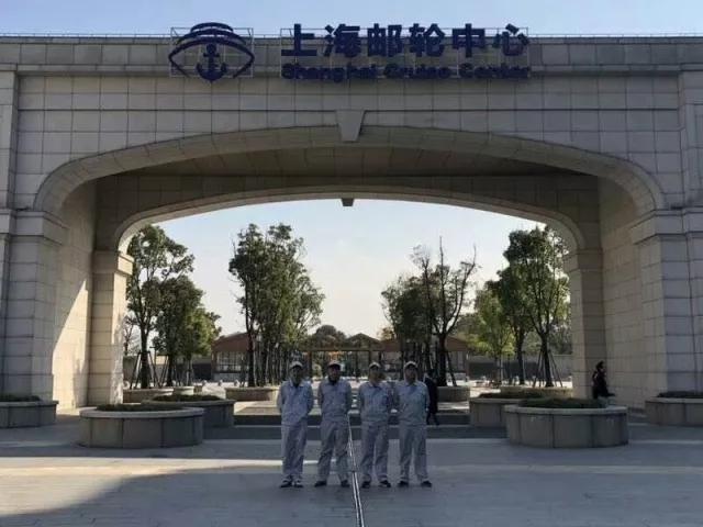友兰案例|上海吴淞口国际邮轮港发展有限公司的第一选择!